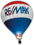 RE?MAX balloon